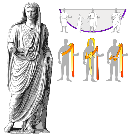Ancient Roman Clothing For Men: Women's Fashion In The Roman World